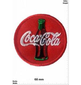 Coca Cola Coca Cola - mit Flasche