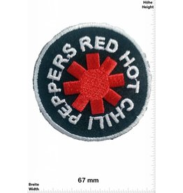 Red Hot Chili Peppers Red Hot Chili Peppers - schwarz