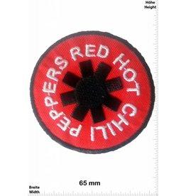 Red Hot Chili Peppers Red Hot Chili Peppers- round -