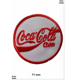 Coca Cola Coca Cola Coke weiss