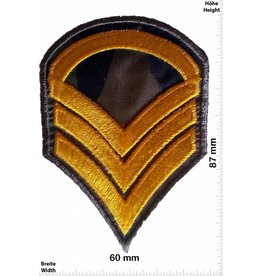 Sergant 3 Stripes  camouflage  - Sergant