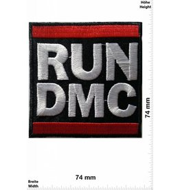 RUN DMC RUN DMC - silver red