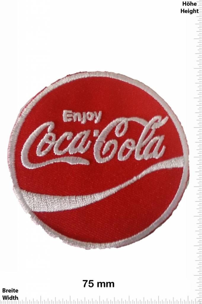 coca cola patch aufn her aufn her shop patch. Black Bedroom Furniture Sets. Home Design Ideas