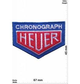 Heuer Chronograph Heuer - blue