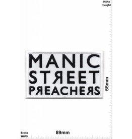 Manic Street Preachers  Manic Street Preachers