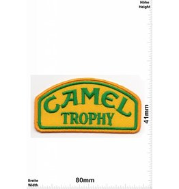Camel Camel Trophy - green