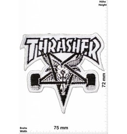 Thrasher Thrasher - weiss
