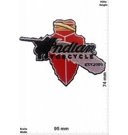 Indian Indian Motorcycle - EST2009 - Pfeilspitze