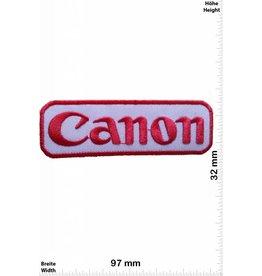 Canon Canon red / white