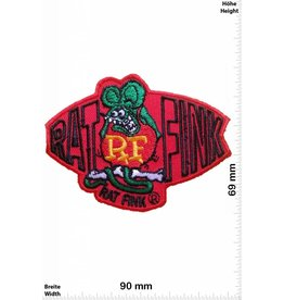 Rat Fink Rat Fink - red