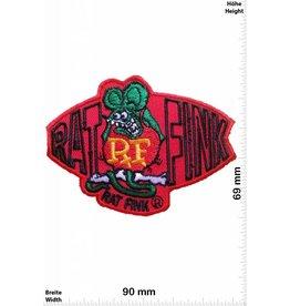 Rat Fink Rat Fink - red
