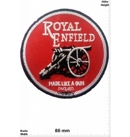 Royal Enfield Royal Enfield - Made like a Gun-