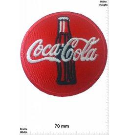 Coca Cola Coca Cola mit Flasche