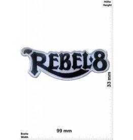 Rebel 8 Rebel 8 - weiss