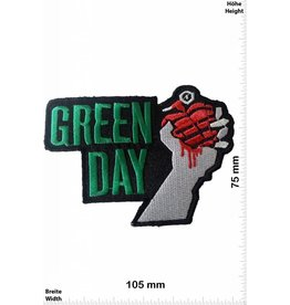 Green Day Green Day 10,5 CM