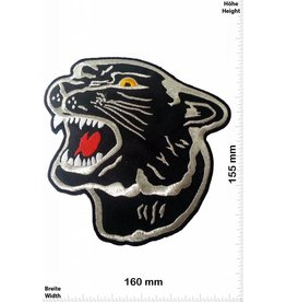 Panther schwarz Panther BIG 16 CM