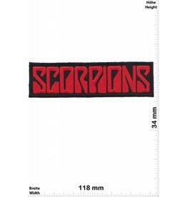 Scorpions Scorpions - rot