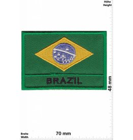 Brasilien, Brasil Flag -  Brazil