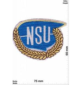 NSU NSU - blue/gold