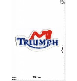 Triumph Triumph - Lady in red - white