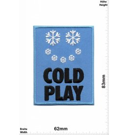 Cold Play Cold Play - blue