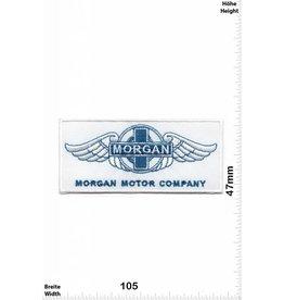 Morgan Morgan Motor Company - white