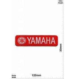 Yamaha Yamaha - rot/silber