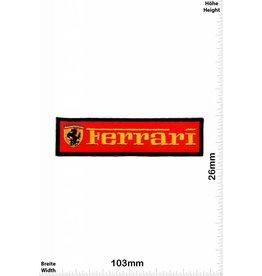 Ferrari Ferrari - rot/gold