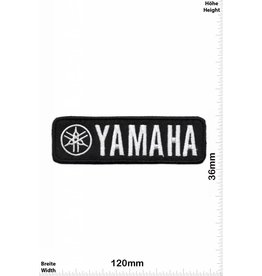 Yamaha Yamaha - schwarz/silber