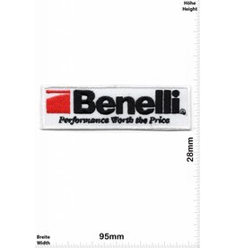 Benelli Patch -Benelli - Performance Worth the Price