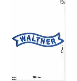 Walther Walther - blue