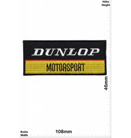 Dunlop Dunlop Mootorsport- black -gold