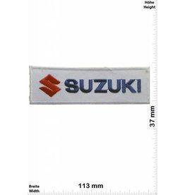 Suzuki Patch -S Suzuki   - white