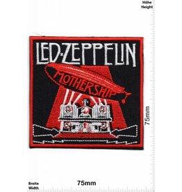 Led Zeppelin Patch -Led Zeppelin - Mothership