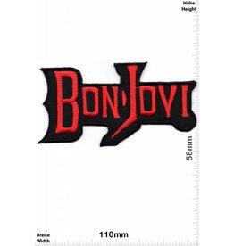 Bon Jovi  Bon Jovi - rot - rot