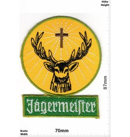 Jägermeister Herbal liqueur  - hunter