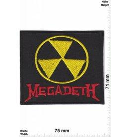 Megadeth Megadeth - radioaktiv