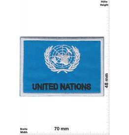 United Nations, United Nations United Nations - Flag