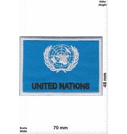 United Nations, United Nations United Nations - Flag