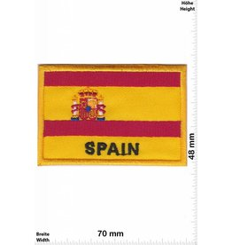 Spanien, Spain Flagge - Spanien - Flag Spain