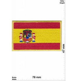 Spanien, Spain Flagge - Spanien - Flag Spain - 2