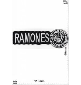 Ramones Ramones - silver