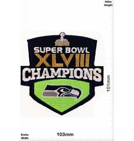 Super Bowl Super Bowl XLVIII Champions  - HQ