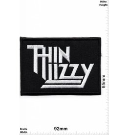 Thin Lizzy Thin Lizzy  - silver