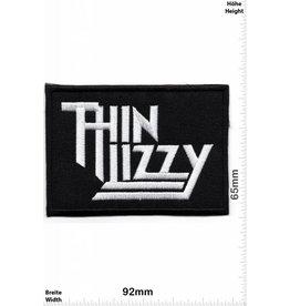 Thin Lizzy Thin Lizzy  - silver