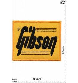 Gibson Gibson - yellow -Guitar