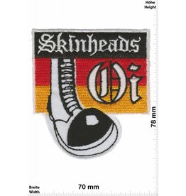 Oi Oi - Skinheads Germany - combat boots