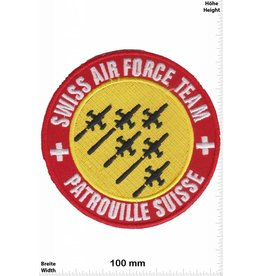 Patrouille Suisse Patrouille Suisse - Swiss Air Force Team - Kunstflugstaffel Schweizer Luftwaffe. - HQ