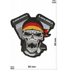 Germany Bikerskull - Germany -  HQ