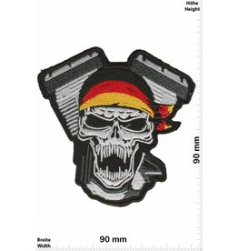 Germany Totenkopf - Germany - Deutschland -  HQ